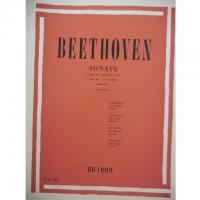 Beethoven Sonate per pianoforte Vol. ll (17-32) Casella 3^ Edizione RICORDI