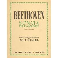 Beethoven Sonata per pianoforte Op. 49 n. 1 in Sol min. Edizione Tecnico-interpretativa EDIZIONE CURCI