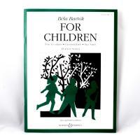 Béla Bartok For Children Piano solo Volume 2