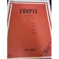 Chopin STUDI per pianoforte (Brugnoli) - Ricordi