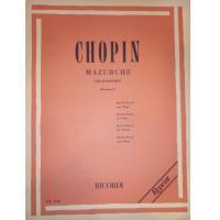 Chopin Mazurche per pianoforte (Brugnoli) - Ricordi
