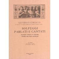 Ciriaco Solfeggi parlati e cantati IV Corso - Edizioni E. DI. M. Roma