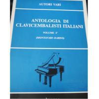 Antologia di clavicembalisti italiani VOLUME 2° (Montanari - Dardo) - Bèrben