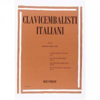 Clavicembalisti Italiani Vol. II (Vitali) - Ricordi