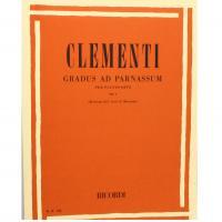 Clementi gradus ad parnassum per pianoforte Vol.1 (Cesi e Marciano) - Ricordi