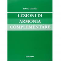 Coltro Lezioni di armonia complementare - Zanibon
