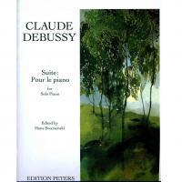 Debussy Préludes I for Solo Piano (Swarsenski) - Edition Peters
