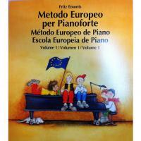 Emonts Metodo Europeo per Pianoforte Volume 1 - Schott