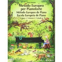 Emonts Metodo Europeo per Pianoforte Volume 2 - Schott