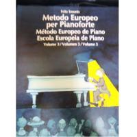 Emonts Metodo Europeo per Pianoforte Volume 3 - Schott