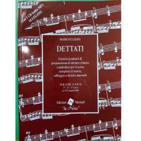 Fulgoni Dettati Volume unico 1 2 3 Corso - Edizioni Musicali