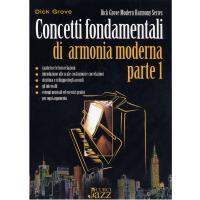 Grove Concetti fondamentali di armonia moderna parte 1 - Curci Jazz