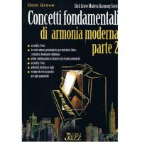 Grove Concetti fondamentali di armonia moderna parte 2 - Curci Jazz