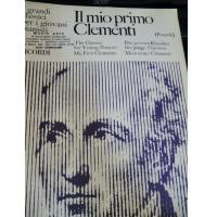 Il mio primo Clementi (Pozzoli) I grandi classici per i giovani pianisti - Ricordi