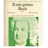Il mio primo Bach (Riboli) Secondo fascicolo - Ricordi