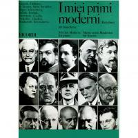 I miei primi moderni per pianoforte (Rattalino) - Ricordi