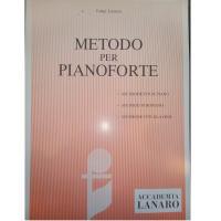 Lanaro METODO PER PIANOFORTE + Teoria - Accademia Lanaro