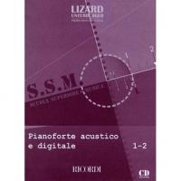 Lizard Scuola superiore di musica Pianoforte acustico e digitale 1-2 - Ricordi