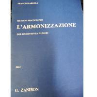 Margola Metodo pratico per l'Armonizzazione del basso senza numeri - Zanibon