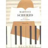 Martucci Scherzo op. 53 n.2 per pianoforte (Longo) - Ricordi