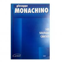 Monachino 100 Solfeggi Cantati - Carisch
