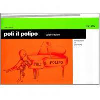 Moretti Poli il polipo Introduzione al pianoforte - Ricordi