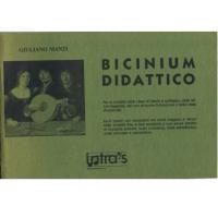 Manzi Bicinium Didattico - Intra's Edizioni Musicali