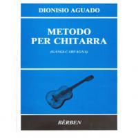 Aguadio Dionisio - Metodo per chitarra - Bèrben