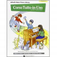 Palmer Corso Tutto In Uno Lezioni - Teoria - Brani Volume 2 - Volontè & Co