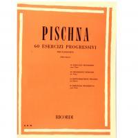 Pischna 60 Esercizi Progressivi per pianoforte (Marciano) - Ricordi