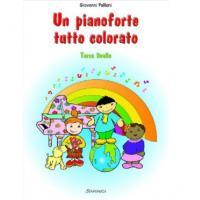 Polloni Un pianoforte tutto colorato Terzo livello - Sinfonica