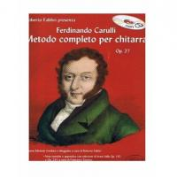 Carulli Ferdinando - Metodo completo per chitarra op.27 - Carisch