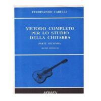 Carulli - Metodo completo per lo studio della chitarra - parte seconda - Bèrben