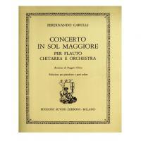 Carulli - Concerto in Sol maggiore - Suvini Zerboni