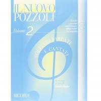 Il nuovo pozzoli Volume 2 Solfeggi parlati e cantati - Ricordi