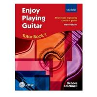 Cracknell Debbie - Enjoy Playing Guitar Tutor Book 1 - Oxford