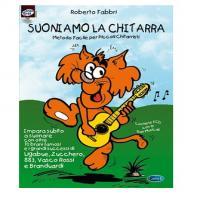 Fabbri Roberto - Suoniamo la chitarra 1 - Carisch