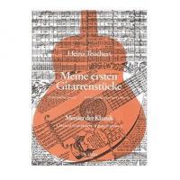 Teuchert Heinz - Meine ersten Gitarrenstucke vol.1 - Ricordi