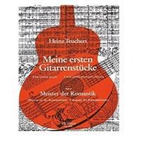 Teuchert Heinz - Meine ersten Gitarrenstucke vol.4 - Ricordi