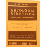 Antologia Didattica per lo studio del pianoforte Categoria - A (Rosati) Fascicolo I