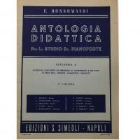 Antologia Didattica per lo studio del pianoforte Categoria - B (Rosati) Fascicolo II