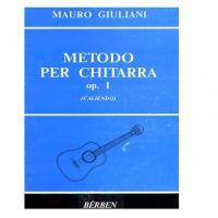 Giuliani Mauro - Metodo per chitarra op.1 - Bèrben
