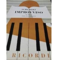 Schubert Improvviso Op. 142 n. 3 per pianoforte - Ricordi