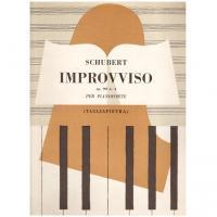 Schubert Improvviso op. 90 n. 4 per pianoforte (Tagliapietra) - Ricordi