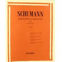 Schumann Album per la gioventù Op. 68 per pianoforte (Lorenzoni) - Ricordi