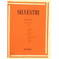 Silvestri LE SCALE per pianoforte Vol. II - Ricordi