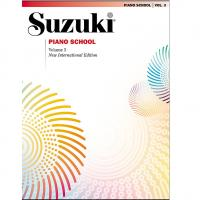Suzuki Piano School Volume 3 New International Edition