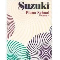 Suzuki Piano School Volume 4 New International Edition
