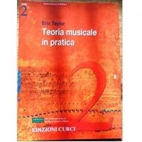 Taylor teoria musicale in pratica grado 2 - Edizioni Curci