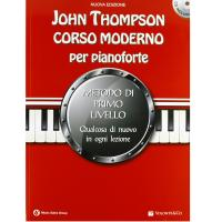 Corso moderno per pianoforte Metodo di primo livello Qualcosa di nuovo in ogni lazione - Volontè & Co